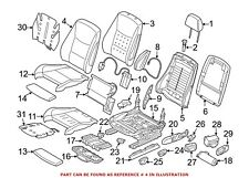 For BMW Genuine Seat Back Cover Front Right 52107295144