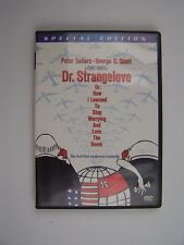 Dr Strangelove Or: How I Learned to Stop Worrying and Love the Bomb Dvd