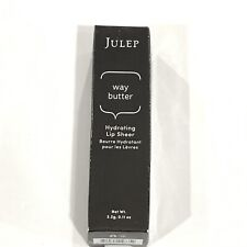 New Julep Way Butter Hydrating Lip Sheer CRIMSON Raspberry Rouge Sheer