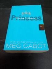 PRINCESS DIARIES COLLECTION - MEG CABOT BOOK NOVEL PAPERBACK