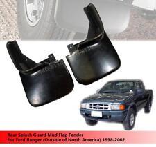 Rear Splash Guard Mud Flap For Ford Ranger 1998-2002 Pickup (NOT For USA Model)