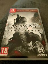 Assassins Creed 3 - Remastered (Nintendo Switch)