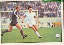 145 ANDERLECHT- AUSTRIA WAC FINAL 1978 VIGNETTE STICKER EURO FOOTBALL 79 PANINI