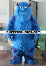 Sully Monster's Inc. sullivan Mascot Costume fancy dress cosplay halloween