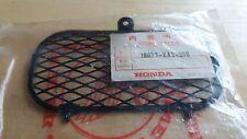 NOS HONDA ELSINORE CR 125 RB 1981 RAD GRILLE GUARD 19033-KA3-000 VINTAGE EVO 81