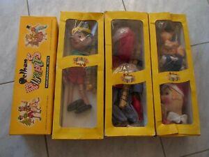 Konvolut 4 Vintage Puppen Marionetten Pelham Puppets Fundgrube K150820A0