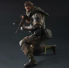 Officially Licensed Metal Gear Venom Snake Splitter Play Arts Kai SDCC2015