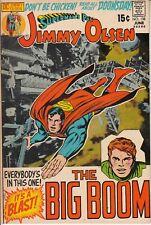 Superman's Pal Jimmy Olsen #138 VF/NM- Jack Kirby Neal Adams Darkseid JLA