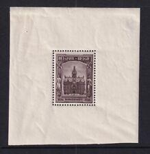 Belgium Mint Souvenir Sheet Sc#B178 MLH