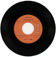 """BUDDY ACE  """"WHAT CAN I DO""""  CLASSIC R&B MOVER"""