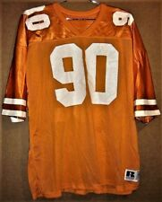 TENNESSEE VOLUNTEERS #90 ORANGE MESH COLLEGE FOOTBALL Russell Size 3XL JERSEY