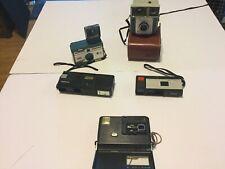 Lot of 5 Old Camera's -  big lot of cameras - 4 kodak, Keystone