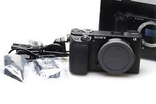 Sony Alpha A6300 Gehäuse Body schwarz ILCE6300B ILCE 6300