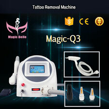Best choices q switch Nd yag 1064 nm 532nm laser tattoo removal machine