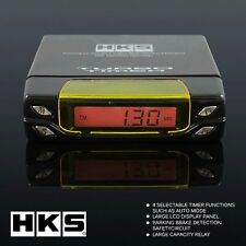 Brand New 35th Anniversary HKS Type 0 Universal Fully Automatic Turbo Timer