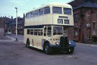PHOTO Rochdale Corporation AEC Regent III 225 HDK25 in 1966 on route 10