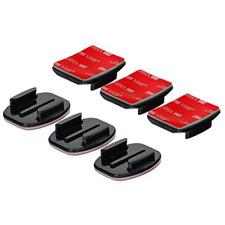 3M VHB Adhesive Sticker Pad Camera Helmet Mount Curved Flat GoPro Hero Multi Pk