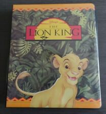 The Lion King Complete Master Set Series 1&2 w/Inserts AMC Promos & Binder
