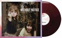 Bend the Future - Without Notice (Ltd.Dark Red Vinyl) [Vinyl LP] LP NEU OVP
