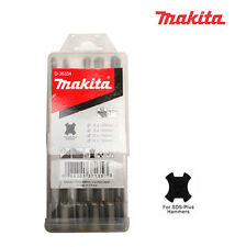 Genuine Makita Craftsman Electricians Hammer Thruster Drill Bits Set D-36354 5PC