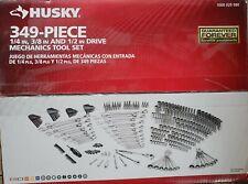Husky Mechanics Tool Set (349-Piece) 1000 029 980 Free Shipping New