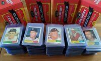1961 Topps Baseball Complete Set 1-587 Mantle, Aaron GD-VG
