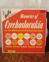 li'l wally presents the michigan dutchmen LP polka jay jay clean M-