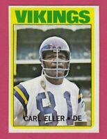 1972 Topps # 20 Carl Eller - Vikings - Box 734-132