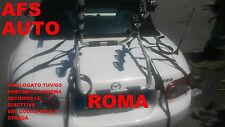 PORTABICI POSTERIORE 3 BICI MAZDA MX5 CABRIO CABRIOLET 2007 X 3 BICI UOMO DONNA