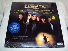 LIGHT IT UP 1999 ORIGINAL MOVIE SOUNDTRACK DBL LP - VARIOUS ARTISTS - NEW ALBUM!