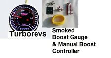 HONDA CIVIC ACCORD TURBO BOOST CONTROLLER GAUGE KIT 2
