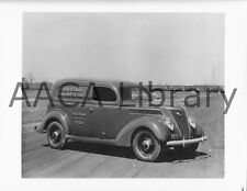 1937 Ford Sedan Delivery, Factory Photo (Ref. # 42008)
