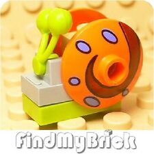 N402A Lego SpongeBob SquarePants Animal Minifigure Snail GARY Only from 3827 NEW