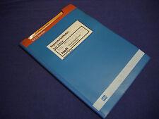VAG_VW_Reparaturleitfaden Polo 1982> Diesel Einsprtzung_Vorglühanlage_MN_09.89