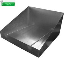 """Galvanized Bottom Basket For Donut Table 25""""Wx25""""L"""