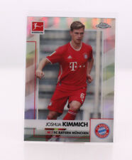 JOSHUA KIMMICH Topps Chrome Bundesliga Bayern München 2020/21 Refractor Munich