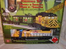 Lionel 6-82099 Zombie Apocalypse Survivor Train Set  O-27 Lionchief GP38 MIB New
