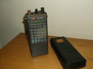 Vintage AOR AR2000 Wide Range Receiver/Air Band Scanner,...Working