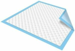 Omnitex Incontinence sheets 40x60cm Chair Pads, 60x90cm Bed underpads