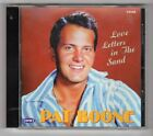 (GY939) Pat Boone, Love Letters In The Sand - CD