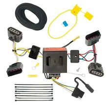Trailer Wiring Harness Kit For 04-10 VW Volkswagen Touareg All Styles T-One NEW