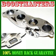 Honda Civic Si Acura RSX K20 A EP3 DC5 Solid Stainless Steel Turbo Manifold T3
