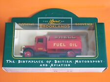 Lledo - The Spirit Of Brooklands Diecast Model Collection - SHELL FUEL OIL