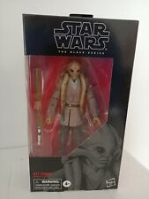 Star Wars The Black Series Kit Fisto 6 inch Sealed New #112