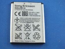 Original Sony Ericsson BST-33 Li-Polymer Accu Batterie Battery C702 G705 K550i