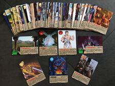 Spellfire - Millennium (MI) - REAL PRINTED Set 1-99 - (No Sticker) - Card Game