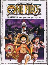 One Piece Season Six Voyage One: Episodes 337-348 (DVD, 2014, 2-Disc Set)