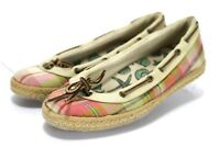Sperry Top-Sider Largo Skimmer $90 Women's Boat Shoes Size 9.5  Espadrilles