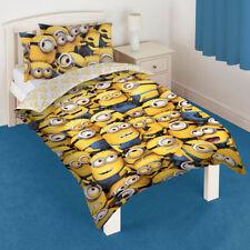 Fleece Minions Bedding Sets & Duvet Covers for Children