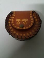 New listing Irish Leather Pouch